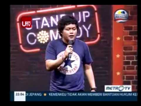 Jui - Stand Up Comedy Metro TV 23 April 2014