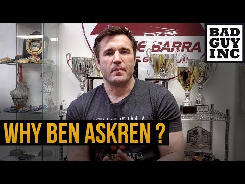 The Ben Askren Experiment