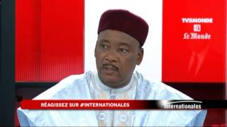 Mahamadou Issoufou dans Internationales - 18 mai 2014