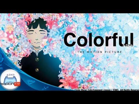 Unboxing   Película Colorful : Colección Keiichi Hara