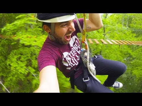LEAP OF DEATH! (5.11.13 - Day 1472)