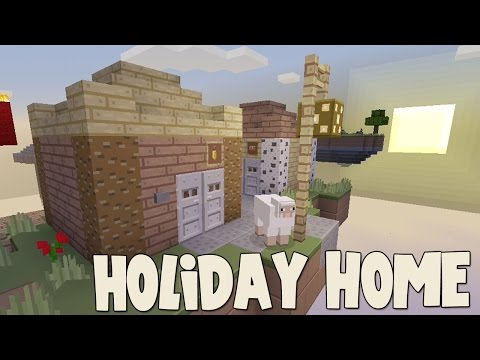 Minecraft Xbox - Island Of Eden - Holiday Home! [4]