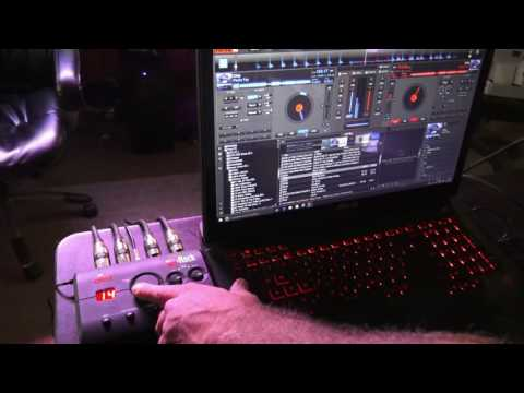 A Compact $30 Emergency Back-Up DJ Mixer - The DBX Go Rack