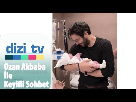 Ozan Akbaba baba oldu