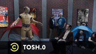 Tosh.0 - CeWEBrity Profile - Jedi Realist