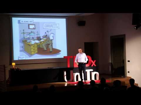 Tradition and Innovation Diplomat 2.0: Stefano Baldi at TEDxUniTn