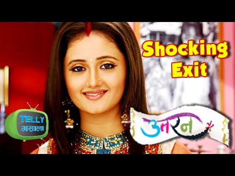 Rashmi Desai Aka Tapasya Quits Uttaran - Episode | Colors Tv video