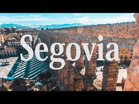 QUE VER en SEGOVIA - Acueducto romano y Alcazar