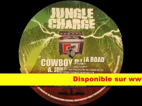 Jungle Charge 01 - Terry Turner