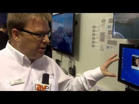 ISE 2015: tvONE Presents the UDM-USB-REM Remote Transceiver