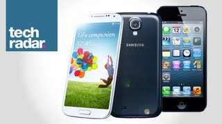 Samsung Galaxy S4 vs iPhone 5_ Specs Comparison