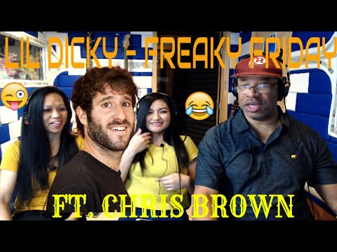 LIL DICKY - FREAKY FRIDAY FEAT. CHRIS BROWN (OFFICIAL MUSIC VIDEO)Producer Reaction
