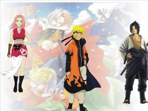 Naruto Ondo lyrics