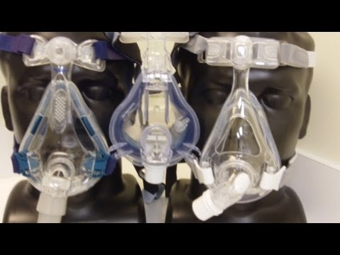7 Things You Must Know - AMARA ( Respironics CPAP Full Face Mask)