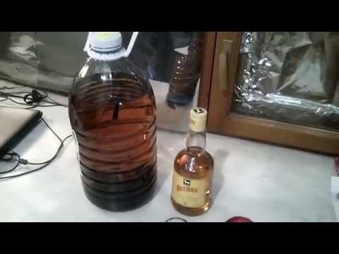 Виски как приготовить в домашних условиях
