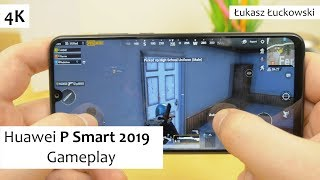 Huawei P Smart 2019 Kirin 710 , 3 GB Ram, Mali-G51 MP4 | Gameplay