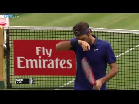2016 Gerry Weber Open: Thursday Highlights ft. Federer