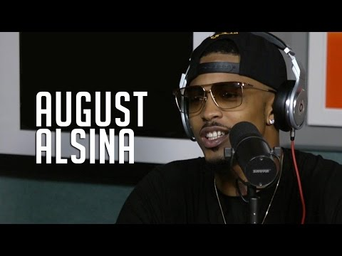 Ebro tries to convince August Alsina to get at Nicki Minaj!