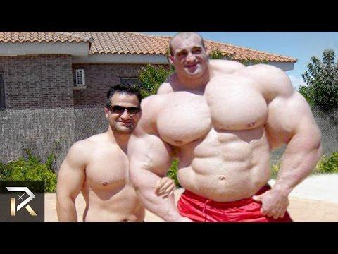 10 Bodybuilders That Took It Too Far