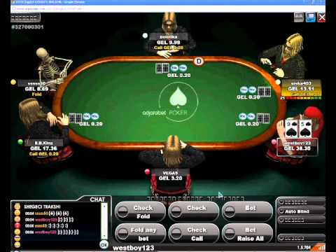 Poker-Adjarabet.com Bluff Only Bluff