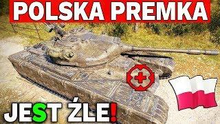 POLSKI CZOŁG PREMIUM JEST FATALNY? - World of Tanks
