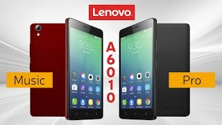 Видео-обзор смартфонов Lenovo A6010 Music/Pro
