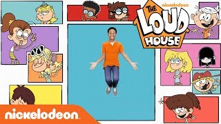 The Loud House GoNoodle Dance Remix | Nick