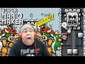 THIS SH#T RIGHT HERE TOO MUCH TO HANDLE!! [SUPER MARIO MAKER] [#88]