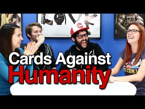 Christmas Cards Against Humanity! video