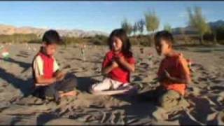 Tsesems (Tse-sems) Ladakhi Movie Song - Chung Chung Zhuni Tus Po (Kid Version)