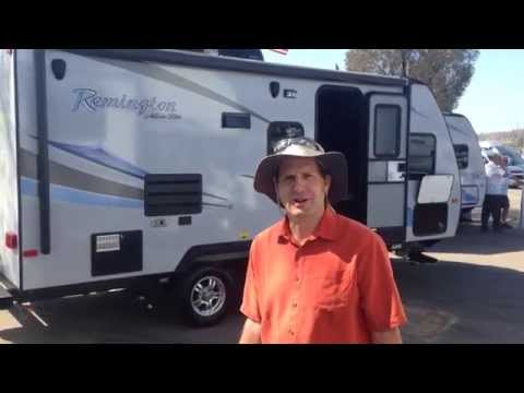 La Mesa RV Remington Trailer Special Purchase