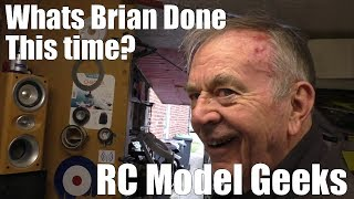 Whats Brian Done This Time? RC Model Geeks