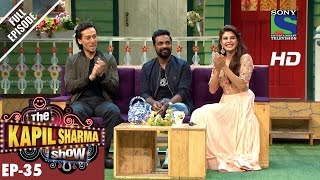 The Kapil Sharma Show - दी कपिल शर्मा शो–Ep-35- A Flying Jatt in Kapil's Show–20th Aug 2016