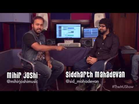 Siddharth Mahadevan || Sings Malang From Dhoom 3 || The MJ Show (Part 3)