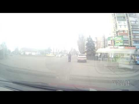 ДТП.Макеевка.18.11.2013.