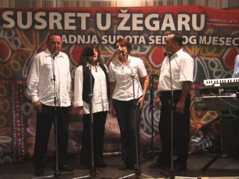 REPORTAZA TV DUGA SAT Vece Zegaraca - 1 deo (10.2012)