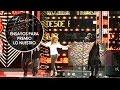 Thalia y Maluma - Desde Esa Noche (Ensayos para la presentacion en Premio lo Nuestro)