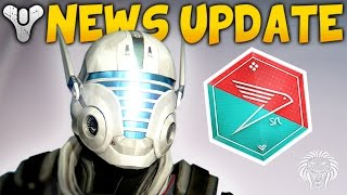 Destiny: NEWS UPDATE Winter Event SRL Teasers, Destiny 2 PSX Rumors & DDoS Bans Rise Of Iron