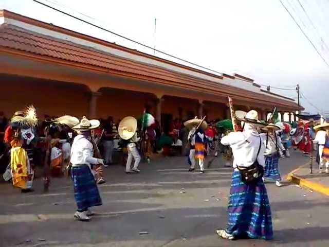 Carnaval San Antonio Mihuacan 18/03/12