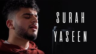 Surah Yaseen | Mikhaael Mala | Beautiful Quran Recitation : English Translation
