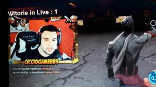 Assurdo DONANO c.2000 EURO a CICCIOGAMER89 in Live !!!