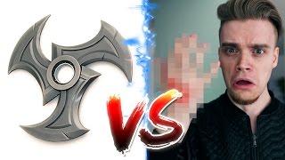 FIDGET SPINNER vs. MENSCH!! | iAsk