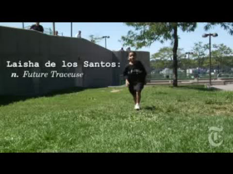 Las Mujeres de Parkour - The New York Times