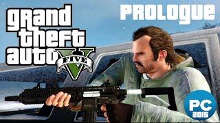 GTA 5 PC - Bank Robbery Prologue