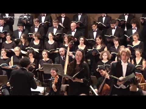 Бах Иоганн Себастьян - Magnificat