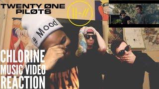 MUSIC VIDEO REACTION // twenty one pilots - Chlorine