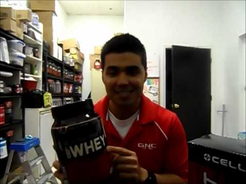 Whey protein tips by The GNC Guy
