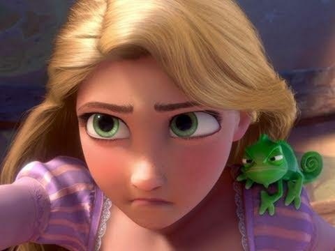 Disneys Rapunzel: Wer bist du? / Wer kann hierzu schon Nein sagen? (Filmclips)