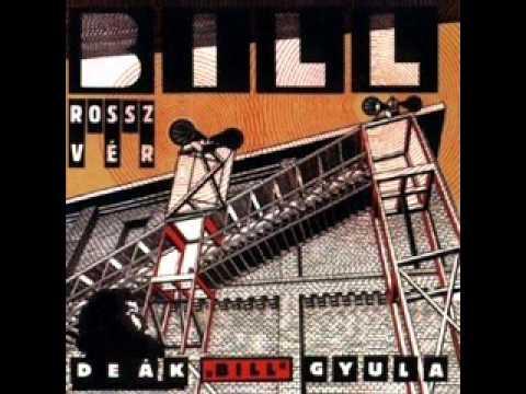 Deák Bill Gyula - Középeurópai Hobo Blues III