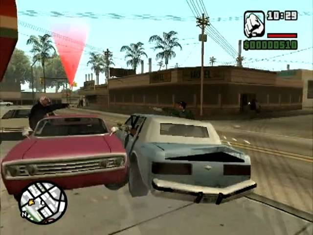 pasar misiones del gta san  andreas trucos video 4